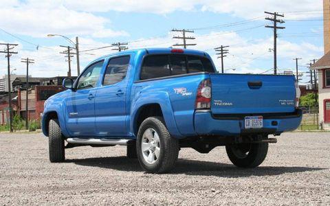 Driver's Log Gallery: 2010 Toyota PreRunner