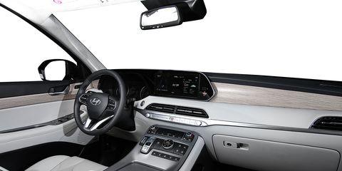 Inside the new 2020 Hyundai Palisade 3-row SUV