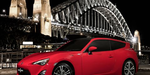 The Toyota 86 Shooting Brake concept previews what a hatch version of the popular coupe might look like.