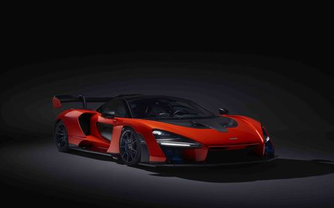 Replacing the long-gone P1, McLaren's Senna is the latest addition to its ultimate series of cars.