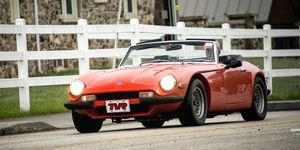 """Classic cars are """"perfect"""" in their way, but what was modern then isn't modern now."""