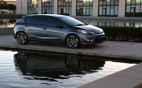 The SX model features 1.6-liter turbocharged four-cylinder engine with 201 horsepower.