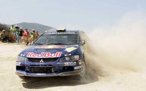 Bernando Sousa, Mitsubishi PWRC