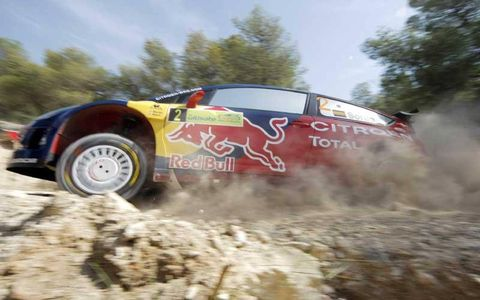 Dani Sordo, Citroen WRC