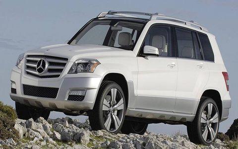 Mercedes-Benz Vision GLK Freeside concept