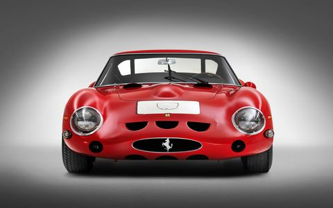 This 1962-63 Ferrari 250 GTO was owned by the same family for 49 years.