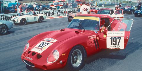 This '62 Ferrari GTO will make headlines when it sells for many, many millions of dollars.