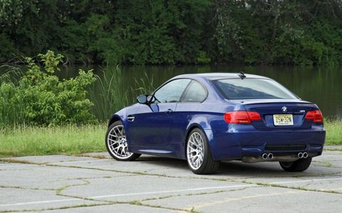 2011 BMW M3 Coupe