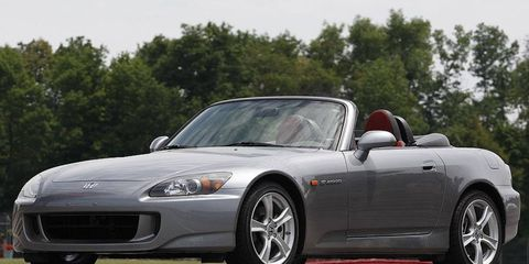 A favorite of enthusiasts, the S2000, appears to be on the chopping block.