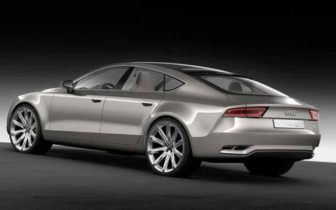 The Audi Sportback Concept
