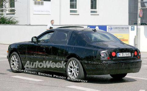 2010 Rolls-Royce RR4
