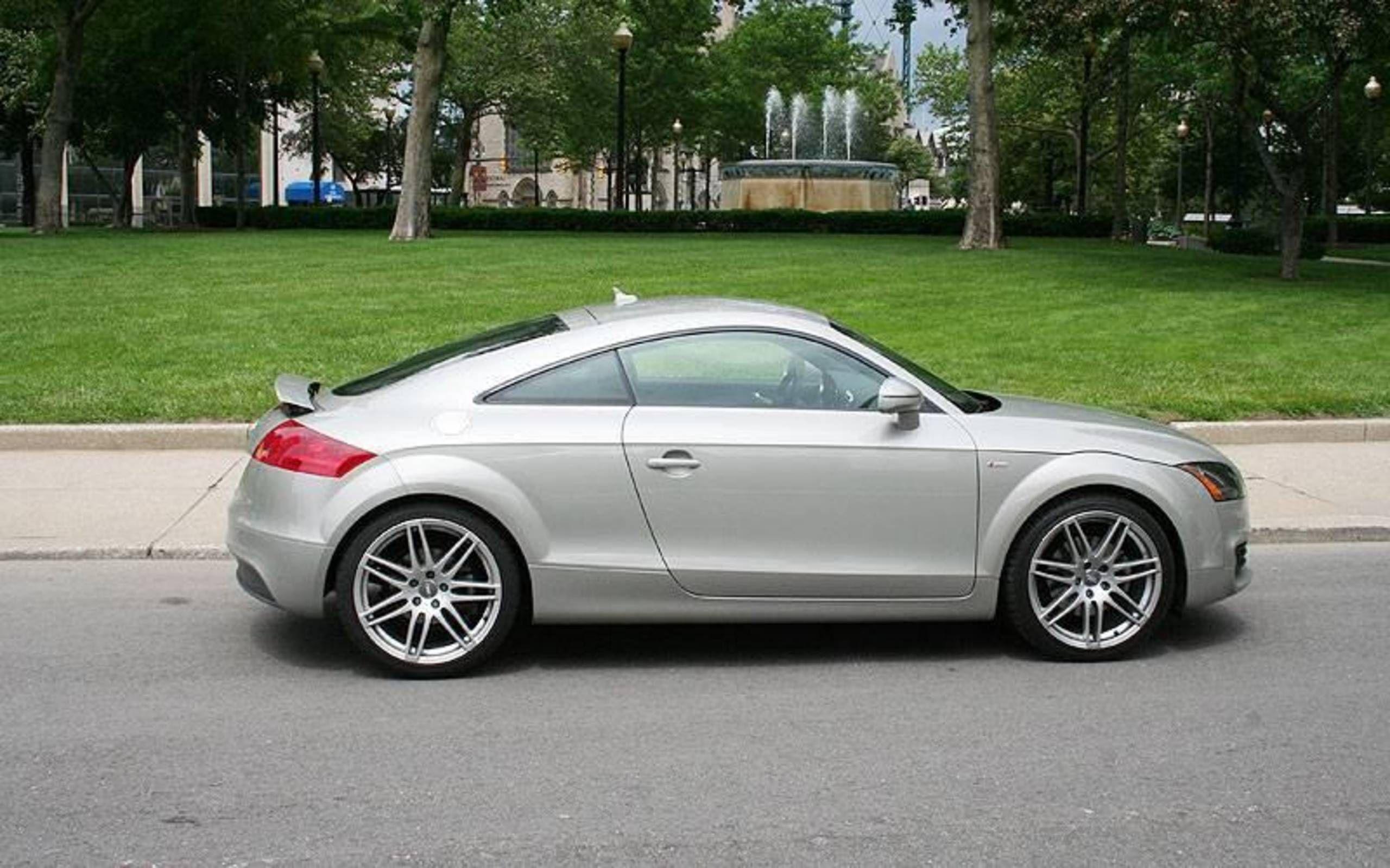 Kelebihan Kekurangan Audi Tt 2008 Harga