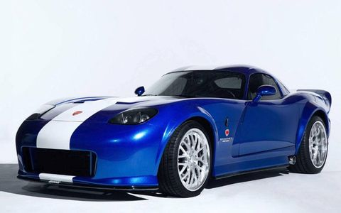 Video game-seller Gamestop is holding a contest where the winner takes home this Bravado Banshee.
