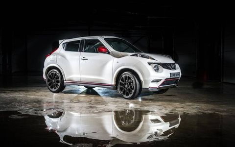 Don't judge a book by its cover, is how we look at the 2013 Nissan Juke Nismo.