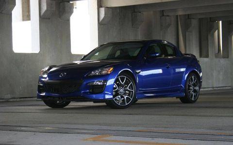 Driver's Log Gallery: 2010 Mazda RX-8 R3