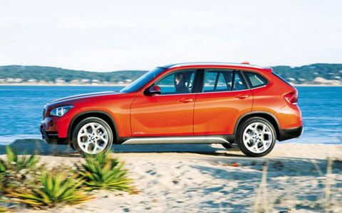 BMW's SUVs have been rightly praised for closely mirroring the brand's sedan performance. With the X1, that continues.