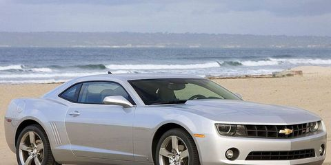 Convertible and Z28 versions of the reborn Chevrolet Camaro have been put on hold by GM.