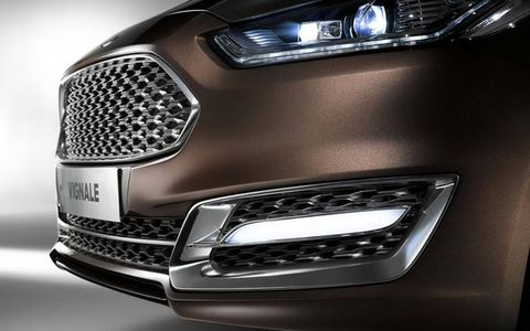 The Vignale version will get a mesh grille, among other highlights.
