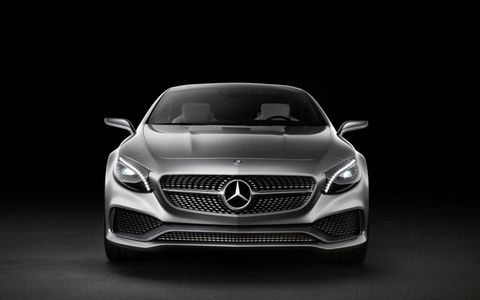 The Mercedes-Benz S-class Coupe is powered by a turbocharged 4.7-liter V8 capable of producing 455 hp and 516 lb-ft of torque.