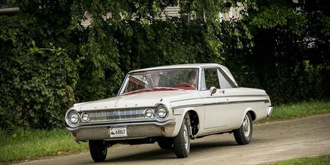 When was the last time you saw a Dodge Polara?