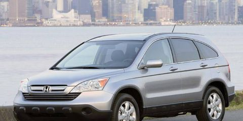 The new third-generation 2007 CR-V just does everything a bit better than the 2006, without messing with a proven formula. The basic size/power/performance equation is just fine with customers, according to Honda, so refinement was the guiding principle. The new CR-V is slightly larger in most dimensions, and interior space is reapportioned. There is less volume overall, yet more hip room in front and two cubic feet more cargo space.