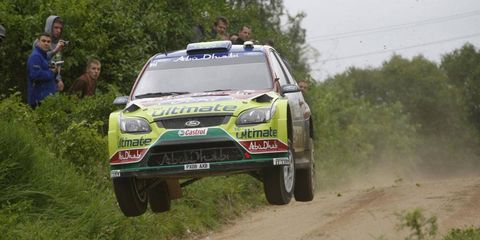 Fords will continue to fly in the World Rally Championship through the 2011 season.
