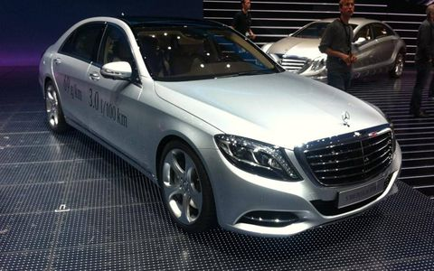 The S 500 Plug-In Hybrid Coupe will get 78 mpg, offer 440 hp and be in U.S. showrooms in early 2015.