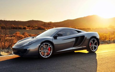 The HPE upgrade to the MP4-12C costs $19,500.