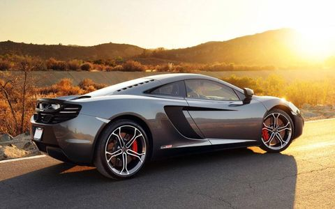 The HPE McLaren delivers 704 hp and 538 lb-ft of torque.