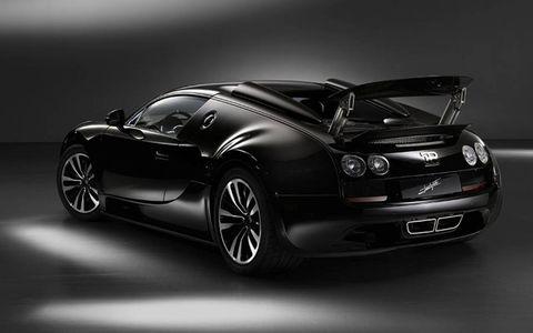 """Bugatti Grand Sport Vitesse 'Jean Bugatti,'"" if rendered accordingly, will deplete the planet's platinum reserves."