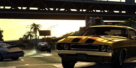 The Challenger R/T is the hero car for most of the game
