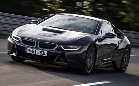The 2015 BMW i8 should be priced from $135,925 when it goes on sale in the United States next spring.