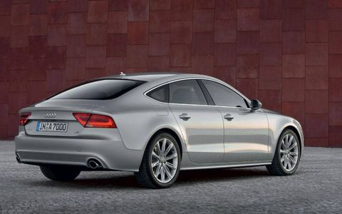 An AW Flash Drive Gallery: 2012 Audi A7