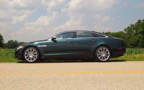 The Upper Midwest Edition XJL will look even better with a cornfield in the background.