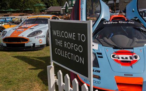 Rofgo Collection by Duncan Hamilton.