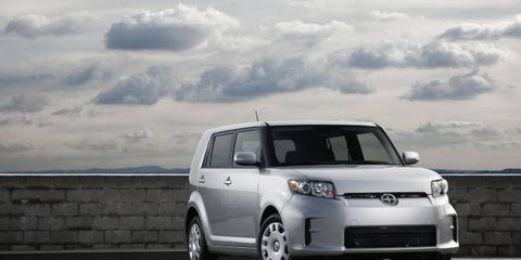 The quirks of the 2013 Scion xB take time to adjust to.