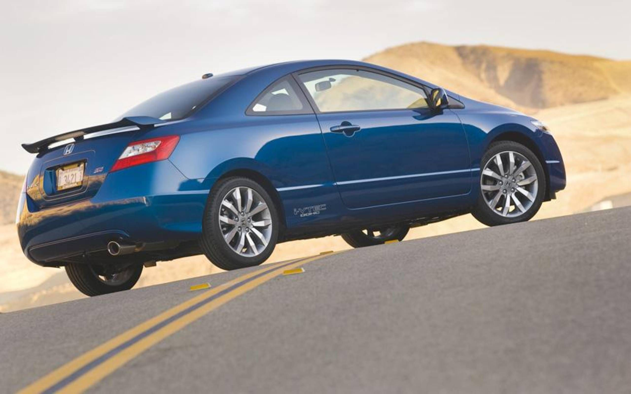 09 Honda Civic Si Coupe An Autoweek Performance Review