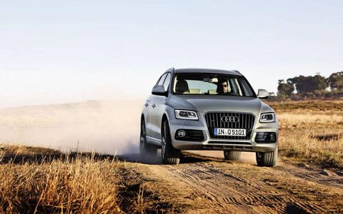 Dynamically, the new Audi Q5 feels more accommodating than ever.
