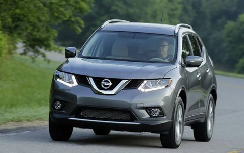 The 2014 Nissan Rogue debut was made in tandem with the 2014  X-Trail.