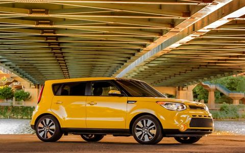Completely redesigned for 2014, the iconic Soul now enters the 2015 model year with select enhancements focused on increasing the hot-selling urban utility vehicle's fun factor.