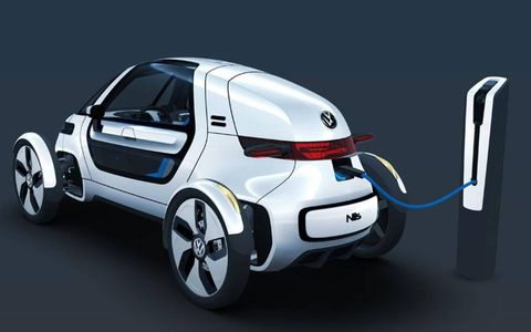 VW's city concept Nils from the Frankfurt auto show