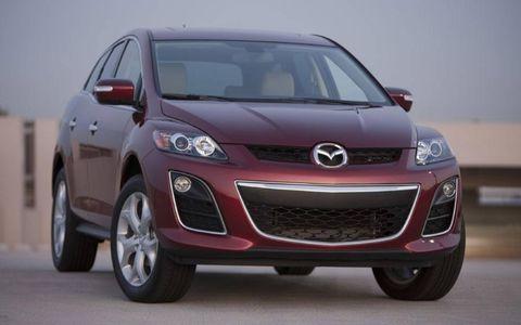 Driver's Log Gallery: 2010 Mazda CX-7