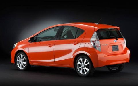 Does the Toyota Prius c live up to the expectations of the other Prii?
