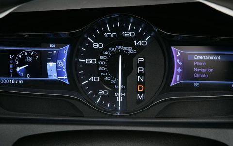 An AW Flash Drive: 2011 Lincoln MKX
