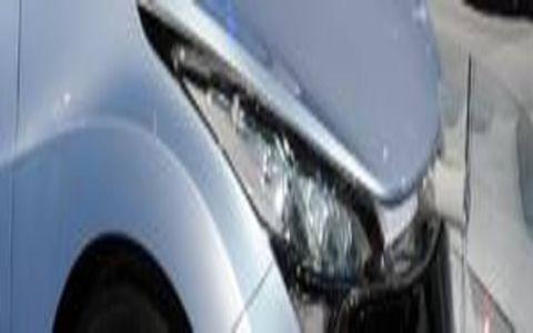 Motor vehicle, Mode of transport, Blue, Automotive design, Automotive exterior, Photograph, White, Automotive tire, Fender, Rim,