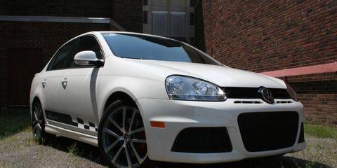 Driver's Log Gallery: 2010 Volkswagen Jetta TDI Cup Edition