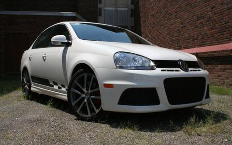 Driver's Log Gallery: 2010 Volkswagen Jetta TDI Cup Edition