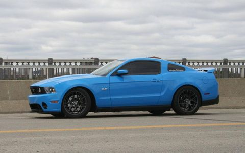 What I Drove Last Night: 2011 Livernois Ford Mustang GT
