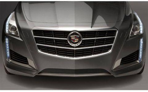 Automotive design, Grille, Automotive lighting, White, Luxury vehicle, Personal luxury car, Bumper, Automotive light bulb, Concept car, Headlamp,