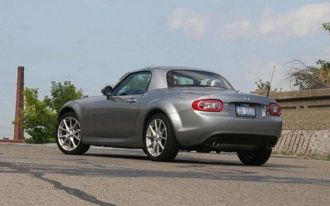Driver's Log Gallery: 2010 Mazda MX-5